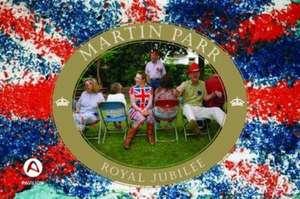 Jubilee Postcards de Martin Parr