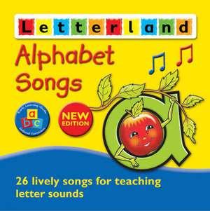 Pritchard, F: Alphabet Songs imagine