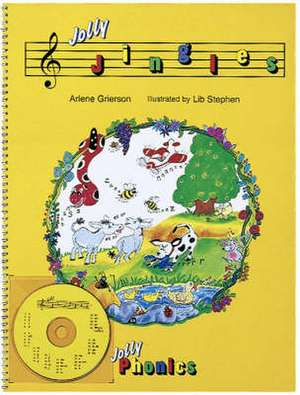 Jolly Jingles (book and CD)