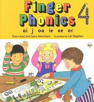 Finger Phonics imagine