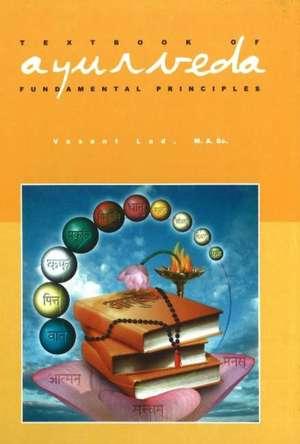 Textbook of Ayurveda imagine