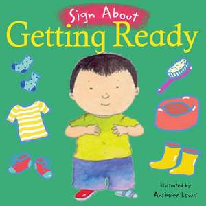Getting Ready de Anthony Lewis