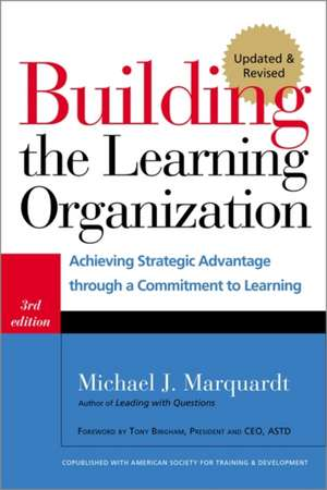 Building the Learning Organization imagine