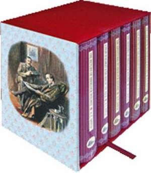 Sherlock Holmes 6-Book Boxed Set