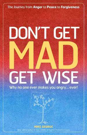 Don't Get Mad Get Wise de Mike George