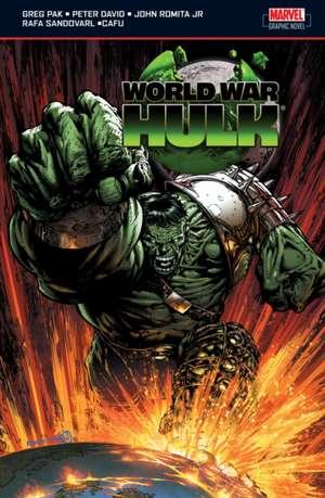 World War Hulk de John Romita