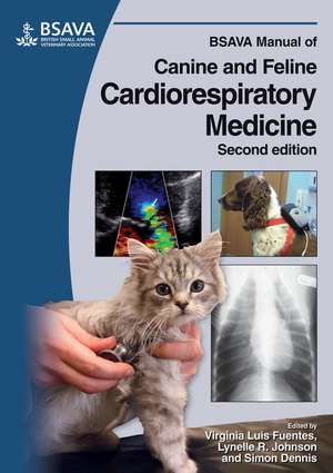 BSAVA Manual of Canine and Feline Cardiorespiratory Medicine