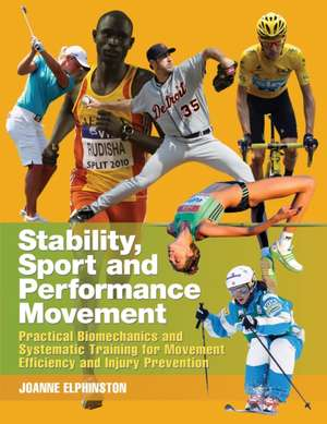 Stability, Sport and Performance Movement, Second Edition