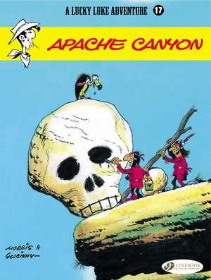 Lucky Luke Vol. 17: Apache Canyon