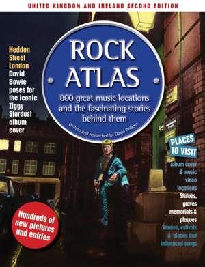 Rock Atlas UK & Ireland: Second Edition de David Roberts