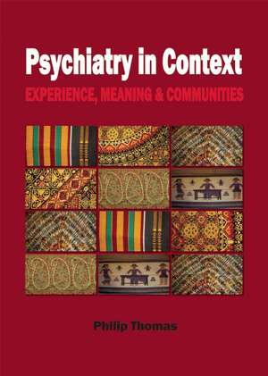 Psychiatry in Context