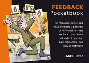 Pezet, M: Feedback Pocketbook