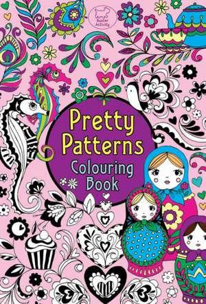 Pretty Patterns Colouring Book de Beth Gunnell