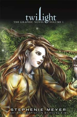 Twilight The Graphic Novel de Stephenie Meyer