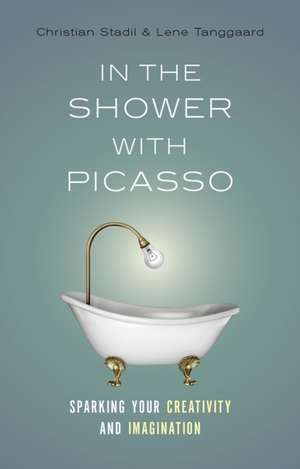 In the Shower with Picasso de Christian Stadil