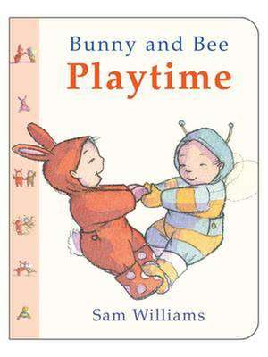Bunny and Bee Playtime
