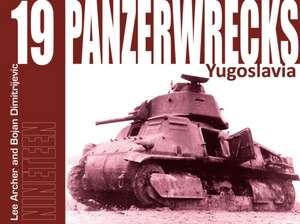 Panzerwrecks 19 de Lee Archer