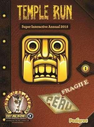 Temple Run Super Interactive Annual