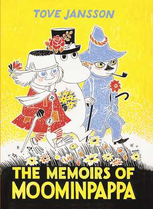 The Memoirs Of Moominpappa