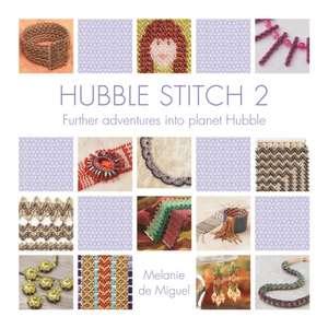 Hubble Stitch 2 de Melanie de Miguel