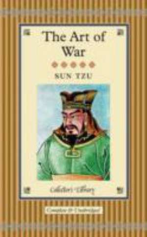 The Art of War de Tzu Sun