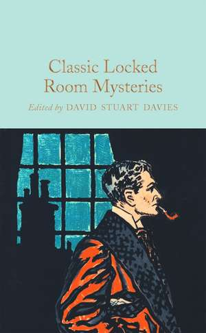 Classic Locked Room Mysteries de  DAVIES  DAVID STUART