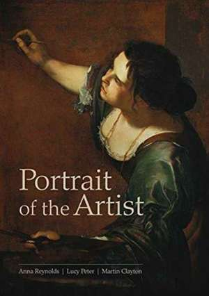 Portrait of the Artist de Anna Reynolds