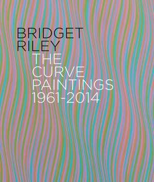 Bridget Riley de Robert Kudielka