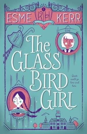 xhe Glass Bird Girl