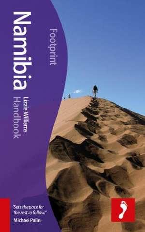 Namibia Handbook de Lizzie Williams