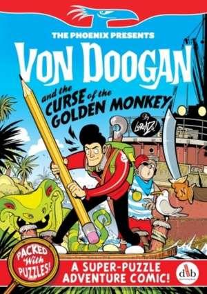 Von Doogan and the Curse of the Golden Monkey