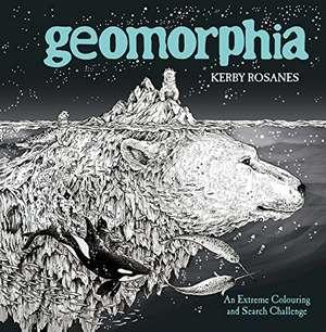 Geomorphia de Kerby Rosanes