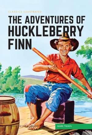 The Adventures of Huckleberry Finn:  Or, the Modern Prometheus de Mark Twain