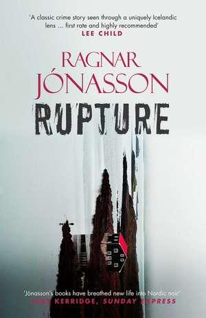 Rupture de Ragnar Jónasson