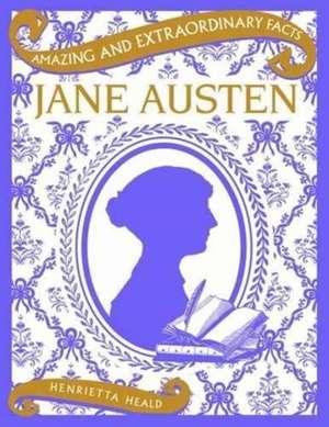 Heald, H: Jane Austen de Henrietta Heald