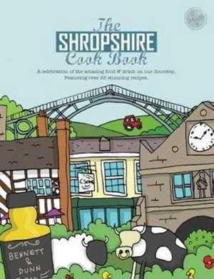 The Shropshire Cook Book de Aaron Jackson