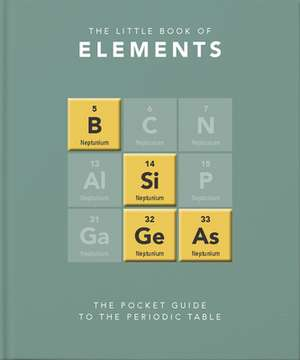 THE LITTLE BOOK OF THE ELEMENTS imagine
