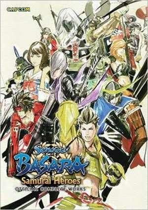 Sengoku Basara Samurai Heroes: Official Complete Works de Capcom