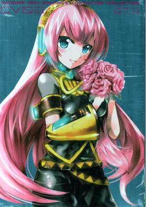Hatsune Miku Graphics: Character Collection CV03 - Megurine Luka Edition de Comptiq