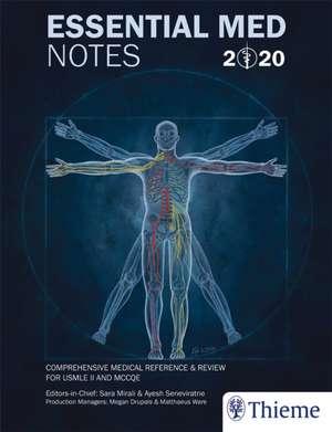 Essential Med Notes 2020 imagine