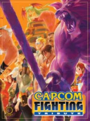 Capcom Fighting Tribute de UDON