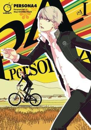 Persona 4, Volume 1:  Design Works de Atlus