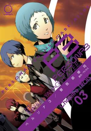 Persona 3 Volume 3 de Atlus