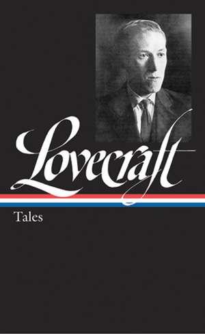 H. P. Lovecraft:  Tales de H. P. Lovecraft