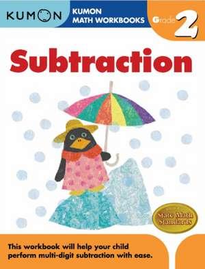 Subtraction, Grade 2