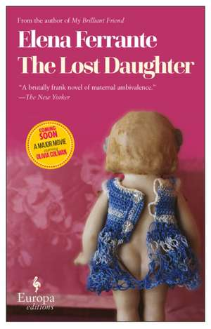The Lost Daughter de Elena Ferrante