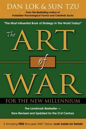 The Art of War for the New Millennium de Dan Lok