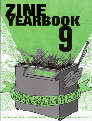 Zine Yearbook Vol. 9 de Brittney Willis