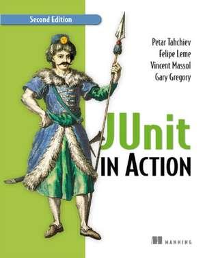 JUnit in Action de Petar Tahchiev