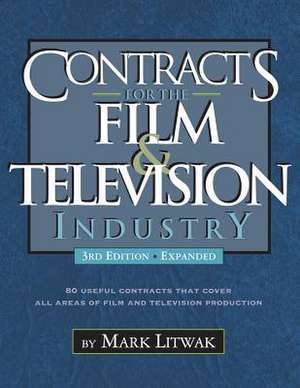 Contracts for the Film & Television Industry imagine